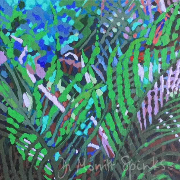 NZ bush study